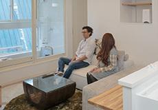 同居型を上下分離型の2世帯へリノベーション