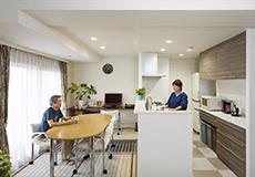 自宅用にマンションをフルリノベーション
